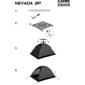 CAMPZ Nevada Tent 2P